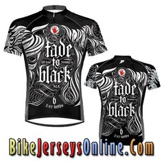 Left Hand Fade to Black Men s Beer Bike Jersey. Mckenzie Rogers · cycling  jerseys 6a62122b2