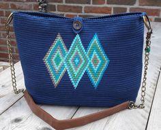 #mochila #crochet #kralentik #haken #tas #bag #ovale