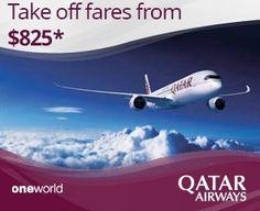 Weekend Super Sale from USA on Qatar Airways
