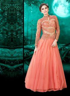 Ethnic Salwar Anarkali Pakistani Gown Bollywood Indian Dress Kameez New Designer #TanishiFashion