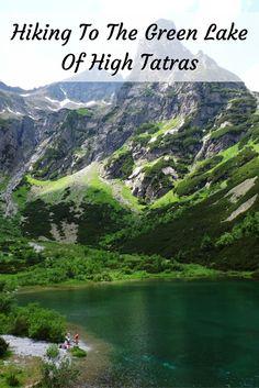 Hike To The Green Lake Of High Tatras!