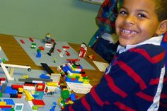 Busy Builders Newholly Public Library Seattle, WA #Kids #Events