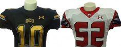 Découvrez les uniformes de football américain des équipes de Gotham City et Metropolis dans #BatmanvsSuperman