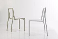 Moroso | Heel - chair | by Nendo (2013)