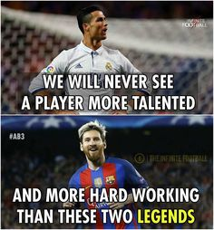 """Admit it "" Football Jokes, Soccer Memes, Football Is Life, Sports Memes, Football Players, Messi Vs Ronaldo, Cristiano Ronaldo Cr7, Lionel Messi Wallpapers, Messi Soccer"