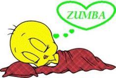 I dream of Zumba, Tweety bird