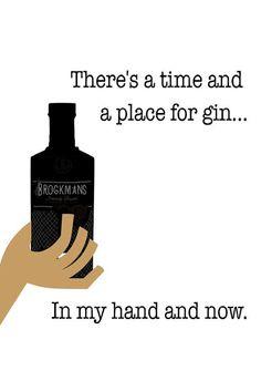 It's always Gin O'Clock...