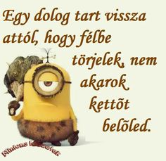 Sok emberből egy is sok,,,nem hogy kettő! Funny Happy, Funny Cute, Comedy Memes, Lol So True, Cursed Child Book, Grumpy Cat, Funny Pins, Funny Photos, Minions