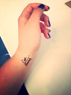 Depth over distance - ben howard quote tattoo Future Tattoos, New Tattoos, I Tattoo, Small Tattoos, Tattoo Quotes, Bff Tats, Sister Tattoos, Distance Tattoos, Ben Howard