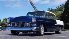 1955 Chevrolet Bel Air Hardtop 572/630 HP, Aluminum Heads presented as lot S106 at Seattle, WA 2015 - image1