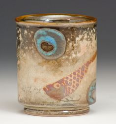 Bruce Gholson  |  yunomi. I can't even say how much I love the fish     ...     I LOVE THIS   ...   I WANT THIS
