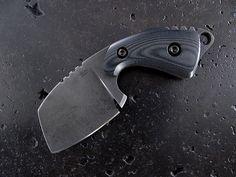 Custom Neck Knife 249
