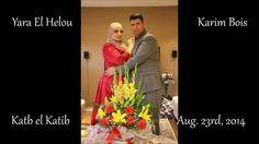 Sneak Preview: Yara and Karim's Katb el Kitab http://yknotjb.com/yara-and-karim-katb-el-katib-sneak-peek/
