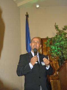 Edwin Banegas, primer presidente de la OPPDH 2013