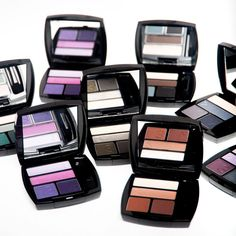 Apply the perfect look in 1,2,3...4 with our True Color Eyeshadow Quads!
