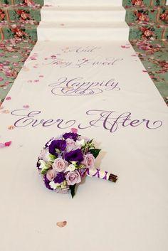 Beautiful runnert! disney-wedding-photos