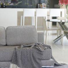 Luxury woolen blankets - cozy