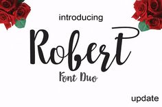 Robert update by cooldesignlab on @creativemarket