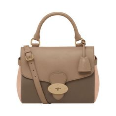 Mulberry Gift Kaleidoscope   Ballet Pink - Primrose in Mushroom Grey, Taupe With Ballet Pink Soft Tan & Suede