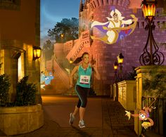 Disney's Princess Half Marathon Weekend | runDisney | Amateur Sports | ESPN Wide World of Sports