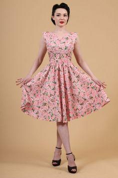 The Swan Dress By Bernie Dexter