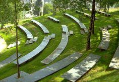 Les Jardins de l'Imaginaire. Kathryn Gustafson, ASLA, is principal at Gustafson…