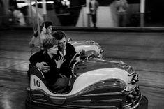 BERLIN—Lunapark, 1959.  © Rene Burri / Magnum Photos