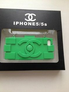Chanel lego case iphone 5 5s
