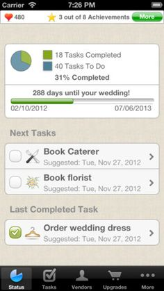 Must-have Apps for wedding planning