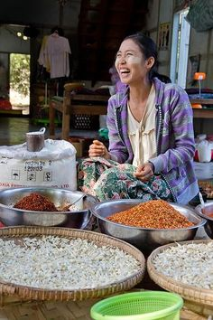Market . Mandalay Myanmar