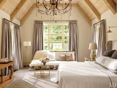 Simple Southern Bedroom