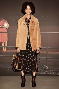 Coach 1941 Resort 2018 Fashion Show Collection