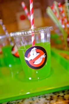 Image result for Ghostbusters Birthday Party Ideas