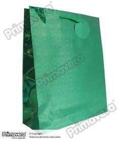 Bolsa Regalo Holográmica http://envoltura.papelesprimavera.com/product/bolsa-regalo-primavera-hologramica-04/