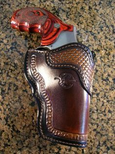fancy leather holsters