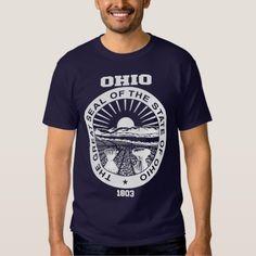 Ohio 1803 shirt