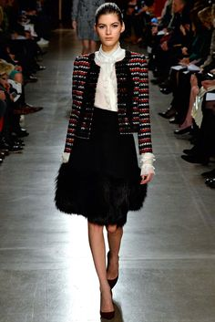 be1b429fc5b5 Oscar de la Renta Fall 2015 Ready-to-Wear - Collection - Gallery -