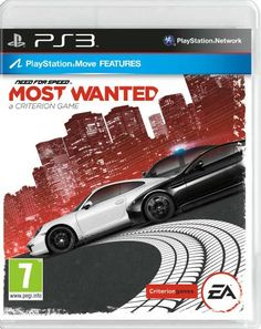 Need for Speed Most Wanted -- Check this awesome product by going to the link at the image. Note:It is Affiliate Link to Amazon.