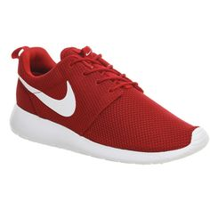 san francisco b7baa 9287b Nike Roshe Run ( 110) ❤ liked on Polyvore featuring shoes, athletic shoes,