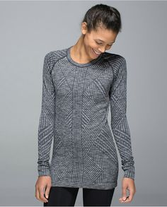 Heathered Black Rest Less Pullover