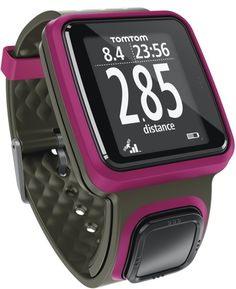 TomTom Runner GPS Watch  any GPS watch of some quality...