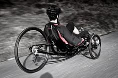 ICE Vortex Folding Recumbent Trike 3 by ICE trikes and bikes, via Flickr