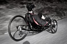 ICE Vortex Folding Recumbent Trike 3 by ICE trikes and bikes, via Flickr