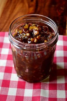 Homemade Mincemeat - a delicious, fruity and light homemade mincemeat recipe flavoured with brandy and citrus fruits.