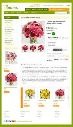 Website Template #38752