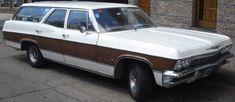 Chevrolet Impala Station Wagon. http://www.arcar.org/chevrolet-impala-station-wagon-61140