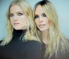 Versace Milan Fashion Week backstage