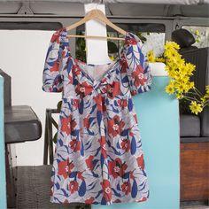 🤔Este vestido es ideal para ... ¿Tú en qué momento lo usarías? 🧡