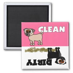 Cute Black Pug Clean / Dirty Dishwasher Magnet Yes I can say you are on right site we just collected best shopping store that haveThis Deals          	Cute Black Pug Clean / Dirty Dishwasher Magnet Review on the This website by click the button below...