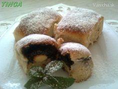 Buchty s trio náplňou (fotorecept) - recept | Varecha.sk